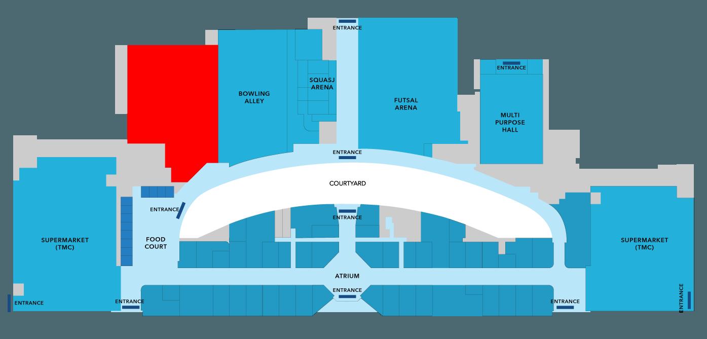 Tgv Cinemas Mesra Mall